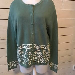 Gorgeous Talbots Cardigan